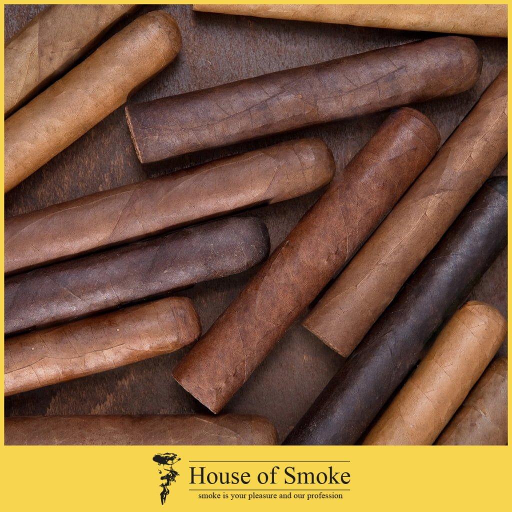 Kerngeschäft Zigarren im House of Smoke