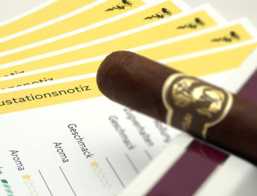 Zigarren-Degustationsnotiz